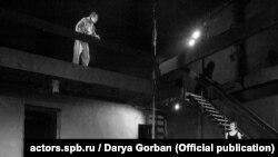 """Cпектакль """"Галка Моталко"""" по пьесе Ворожбит лаборатории ON.ТЕАТР"""