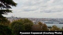 Истанбул күренеше