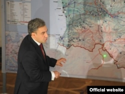 საქართველოს პრემიერ–მინისტრი ნიკა გილაური