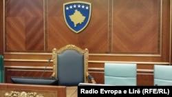 Karriga e zbrazët e kryetarit të Kuvendit të Kosovës