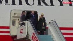 Erdogan Vaşinqtona yollandı