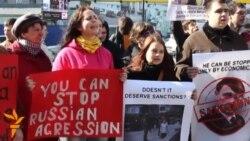 Ukrajinci traže sankcije za Rusiju