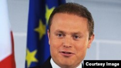 Maltese Prime Minister Joseph Muscat (file photo)