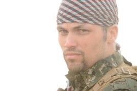 U.S. Army veteran Jordan Matson