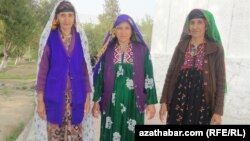 Türkmensitanda ýaşaýan etniki buluçlar