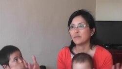 Кыргызга келин болгон жапон кызы