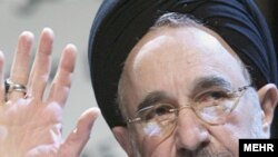 Mohammad Khatami -- Will he stand up for his program this time?