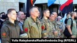 Вшанування загиблих на Донбасі бійців, Дніпро, 6 червня 2020 року
