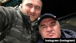 Рауф и Рауль Арашуковы (архивное фото)