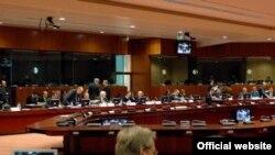 Ministri inostranih poslova 27 zemalja članica EU na jednom od sastanaka u Briselu