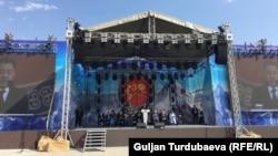 Отуз жылдык мааракеге байланыштуу бүгүн, 31-августта Бишкекте президент Садыр Жапаровдун катышуусунда салтанаттуу иш-чара өтүп жатат.