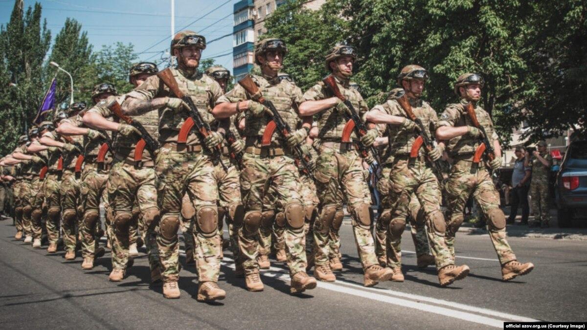 40 конгрессменов США требуют внести «Азов» в список иностранных террористических организаций
