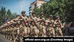 Полк Національної гвардії України «Азов»