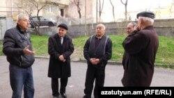 Ավան-Առնիջի բնակիչները