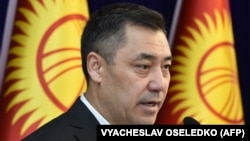 Sadyr Japarov has been controversially elected Kyrgyz prime minister by a rump parliament session.