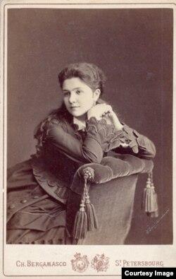 Антонина Абаринова