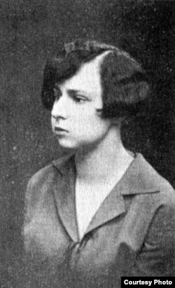 Натальля Арсеньнева. 1927 г. wikimedia.org