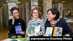 Серафима Андреева, Вероника Макарова и Марина Терехова