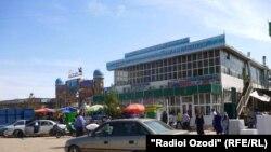 Намое аз Қӯрғонтеппа, маркази вилояти Хатлон
