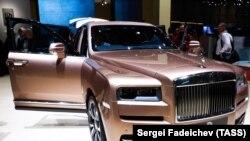 Rolls-Royce Cullinan за 26 миллионов рублей – самая продаваемая модель британской марки в России.