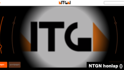 NTGN honlapja