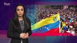 Venesueldaki azərbaycanlı ölkədə nələr baş verdiyini danışır
