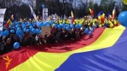 Протести за обединување на Молдавија со Романија, насилства во Пакистан