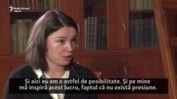 Opinii despre alegerile prezidențiale din Rusia: Jana Nemțova