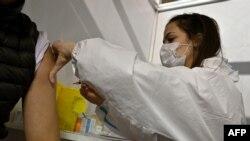 Vakcinacija Sinopharm vakcinom u Srbiji