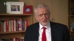 Лидер лейбористов об итогах выборов для Терезы Мэй