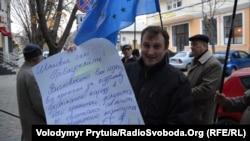 Андрій Щекун і петиція президенту Литви