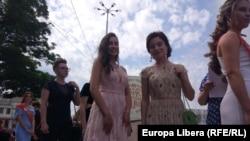 Bal de absolvire pe timp de coronavirus la Tiraspol