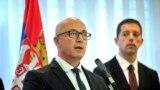 Kreu i Listës Serbe, Goran Rakiq.