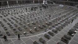 Vojska Srbije sprema tri hiljade kreveta na Beogradskom sajmu