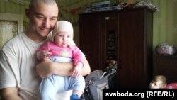 Анатоль Груноў з Касандрай, справа — Спартак