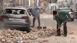 Zagreb, după cutremur