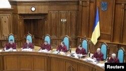 Канстытуцыйны суд Украіны, архіўнае фота