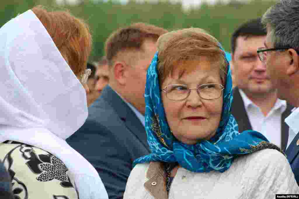Татарстан Дәүләт шурасы депутаты Татьяна Ларионова