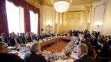 اجتماع سابق في لندن لآعضاء التحالف الدولي ضد داعش - 22 كانون الثاني 2015