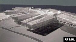 Така має бути «Дитяча лікарня майбутнього». «У нас є прекрасний проект…»