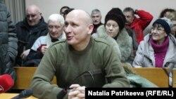 Микола Коханівський у суді, Київ, 11 січня 2018 року
