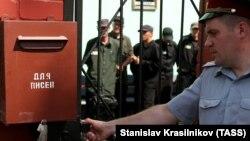 В исправительной колонии в России. Иллюстративное фото.