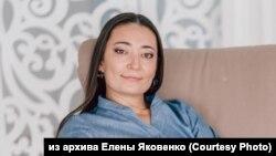 """Координатор """"Голоса"""" в Красноярске Елена Яковенко"""