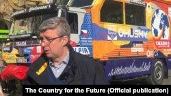 """Вице-премьер Чехии Карел Гавличек является патроном кругосветного путешествия, частично финансируемого госкорпорацией """"Росатом"""""""
