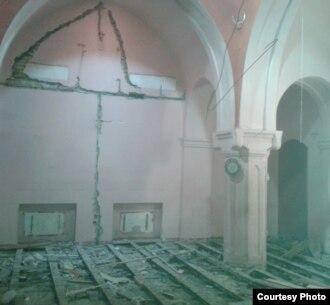Мечеть Миралекбер до сноса