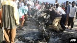 Взрыв в Найроби в октябре 2011 года