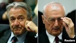 Здравко Мустач и Йосип Перкович