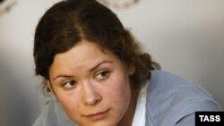Лидер движения «Да!» Мария Гайдар