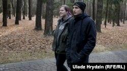 Зьміцер Паліенка і Наста Гусева