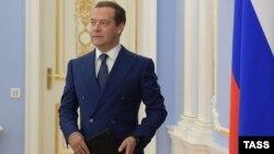 Kryeministri i Rusisë, Dmitry Medvedev